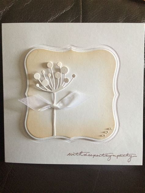 Memory Box Dies Card Ideas - 78 images about sympathy cards on handmade
