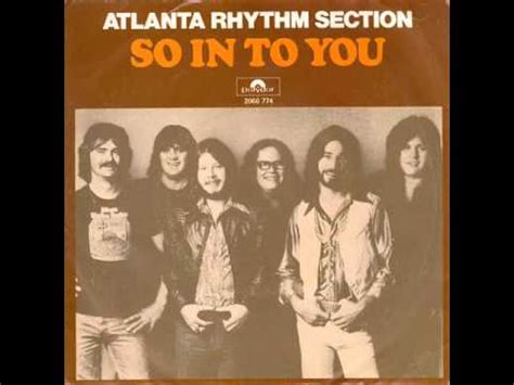 youtube atlanta rhythm section atlanta rhythm section so into you 1976 youtube