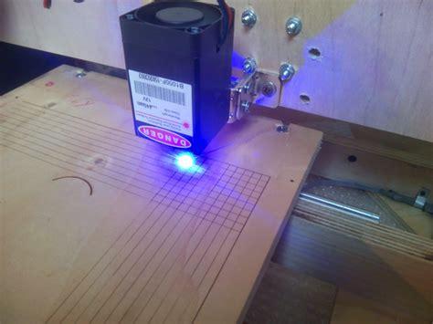cutting laser diode diy diy cnc 1 watt laser engraver arduino grbl pololu a4988