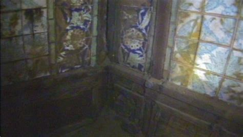 titanic bathroom close up of tile in the titanic s turkish bath most well