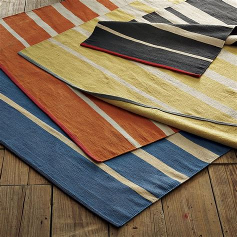 Comfortable And Colorful Cotton Rugs For Your Home Floor Cotton Rugs