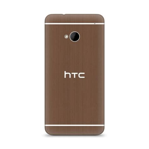 Bestskin Custom Design For Htc One M7 htc one m7 metal series skins wraps covers cases slickwraps