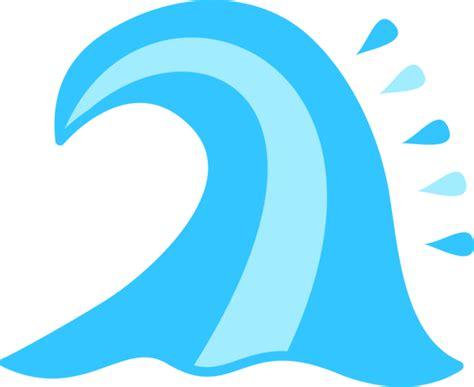 clipart waves wave clipart clipartion