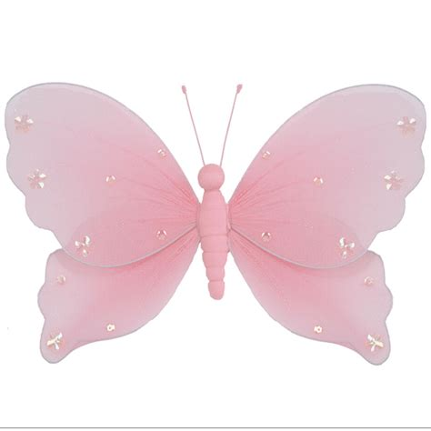 butterfly home decor butterfly decor home interior pink birthday hanging