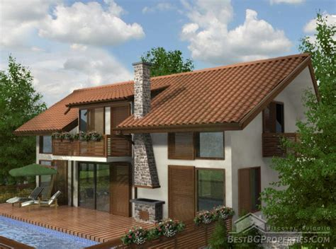 Modern House Style 3 Bedroom House In Modern Style
