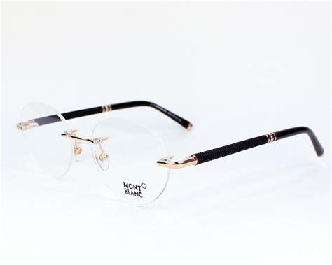 lunettes de vue mont blanc mb397 028 53 visionet