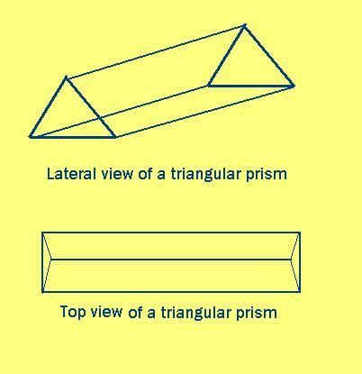 How To Make A Triangular Prism Out Of Paper - 52 best images about 03 three for decision makers on