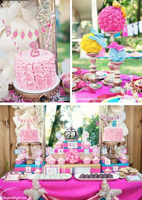 themed birthdays ideas kara s party ideas fairy themed sisters birthday party