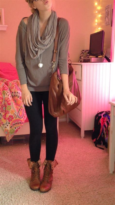 Minibags Are So Easy To Wear by So For Winter Casual Some Combat Boots And A