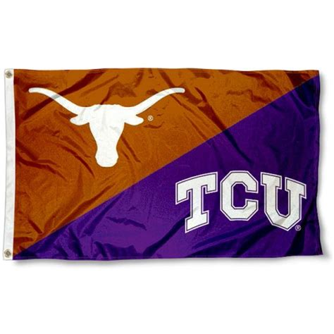 house divided flag ut vs tcu your house divided flag