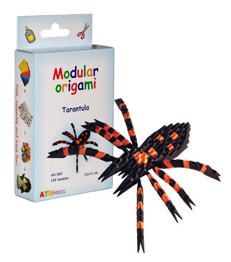 Modular Origami Book - 3d origami modulars