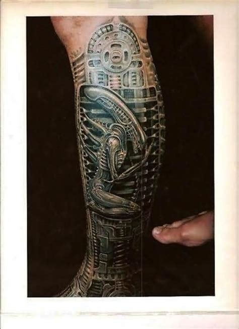 small biomechanical tattoos top 25 best biomechanical tattoos ideas on
