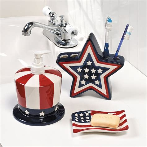 americana bathroom accessories 25 best images about patriotic on pinterest oval rugs
