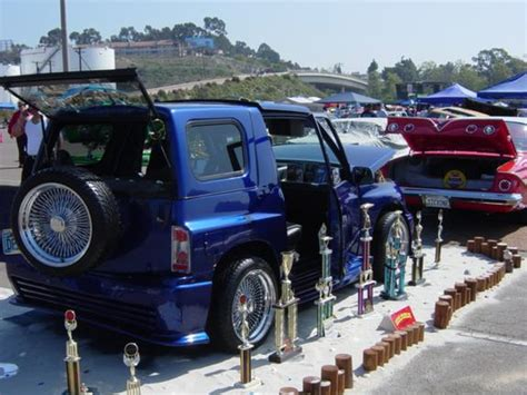 Suzuki Samurai Lowrider Another Cgomes 1991 Geo Tracker Post 1252632 By Cgomes