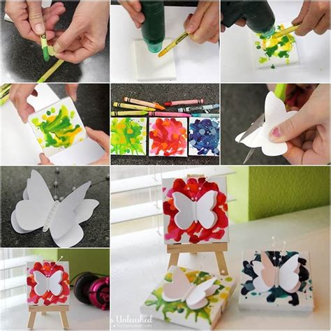 Handmade Arts And Crafts - handmade arts and crafts ideas step by step world of exle