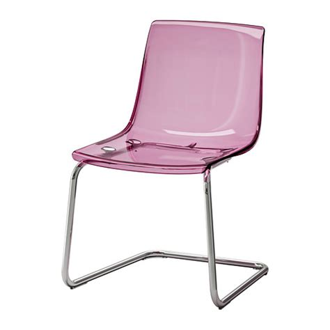 Lilac Office Chair by Tobias Chair