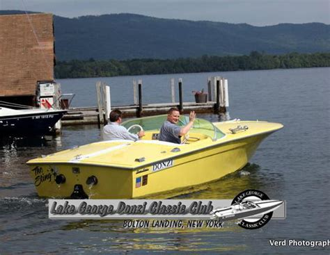 donzi boat clubs lake george donzi classic club