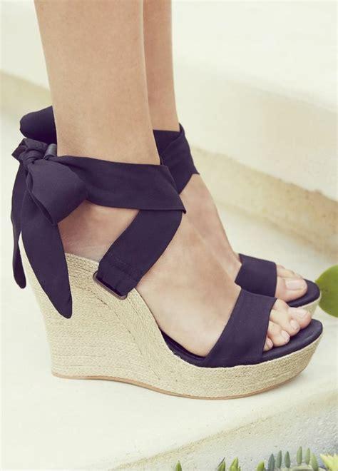 chaussure ete compense compensee femme ete reseau vendre