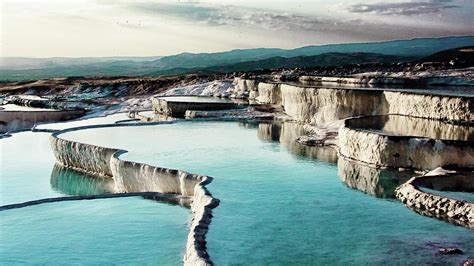 Pamukkale Turkey by Anemon Denizli