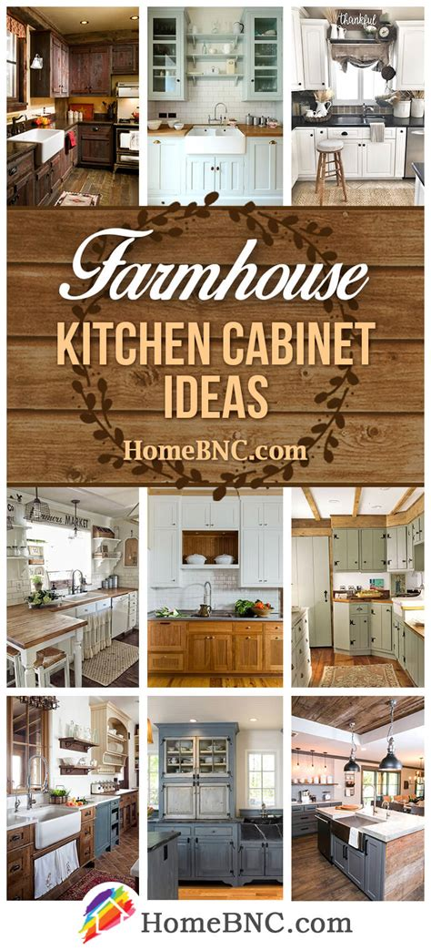 country kitchen cabinets ideas 35 best farmhouse kitchen cabinet ideas and designs for 2018