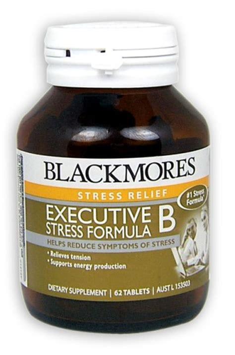 Blackmores Executive B 62 Bpom Kalbe buy blackmores executive b stress formula with herbs high potency tablets 62 at health chemist