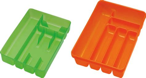 portaposate da cassetto cosmoplast portaposate da cassetto 6 posti 33x25x45 colori