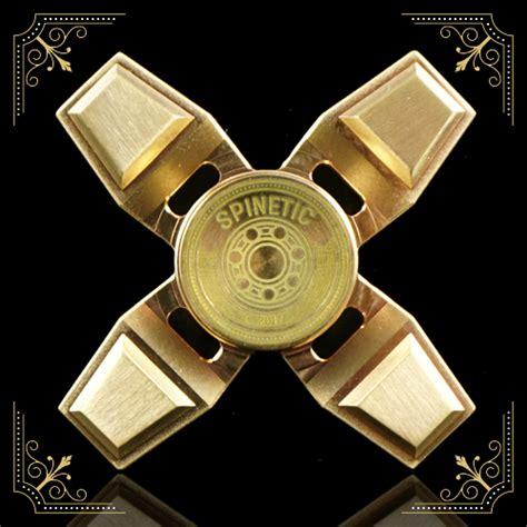 2 Sides Gold Fidget Spinner R188 Speed Bearing 74 types and styles of edc fidget spinner