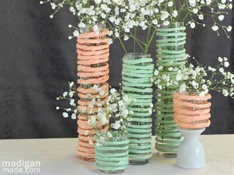 mint green wedding centerpiece ideas simple mint and