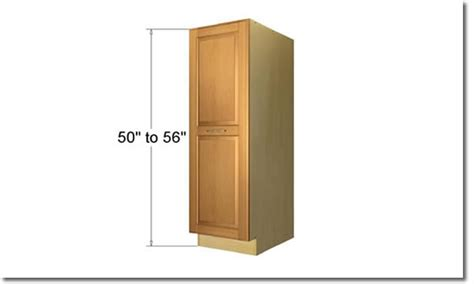 height pantry cabinet pullout pantry cabinets