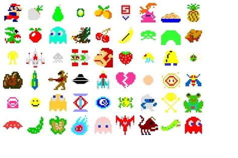 arcade saturdays iconset 165 icons madsciencelabs how