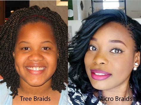 how much hair is needed for micro braids tree braids vs micro braids ilookwar com