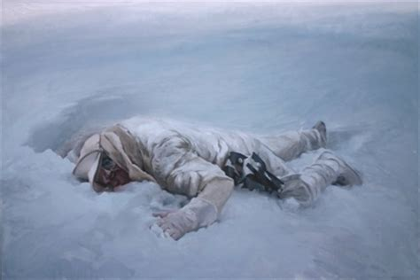 star wars the cold star wars paintings winter season snow cold luke skywalker hoth artwork star wars the empire