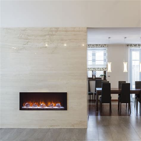 modern flames electric fireplaces for high end fireplace