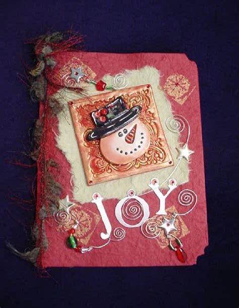 christmas handmade greetings cards