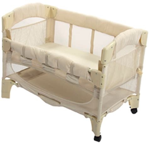 arm s reach mini co sleeper bassinet birth partner