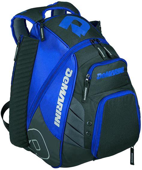 bat bag baseball softball equipment backpack tote demarini bat pack new