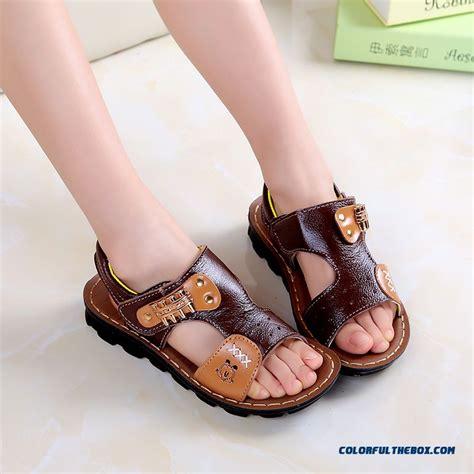 boys sandal cheap shoes children s leather sandals car