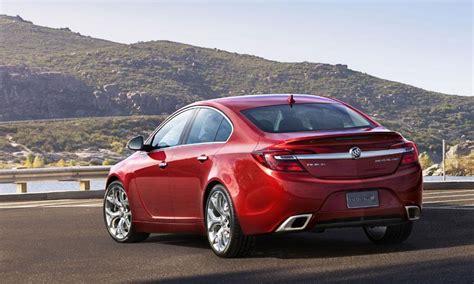 2014 buick regal turbo awd top auto magazine
