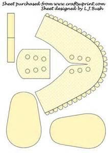 3d paper shoe template beautiful 3d baby shoe keepsake cup127769 651