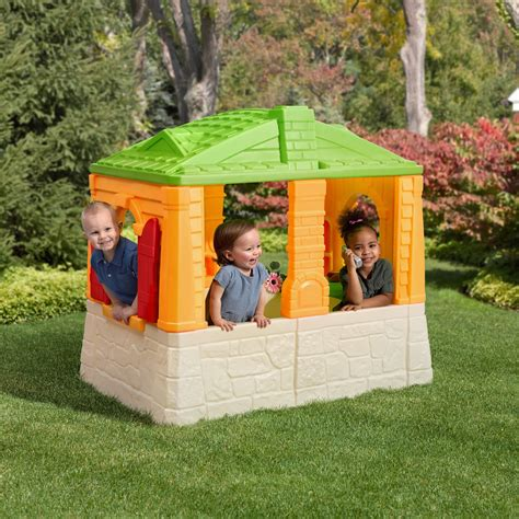neat and tidy cottage neat tidy cottage active brights playhouse step2