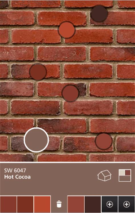 exterior paint colors with brick exterior paint colors that go with red brick