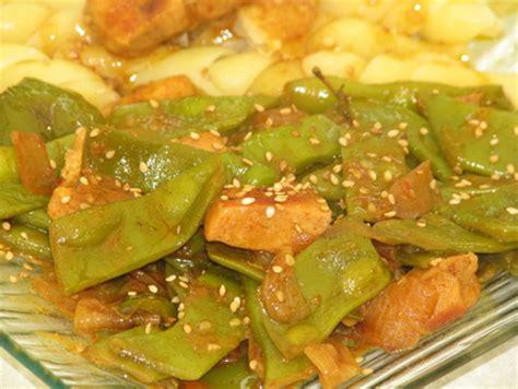 cuisiner haricots plats comment cuisiner haricot coco plat