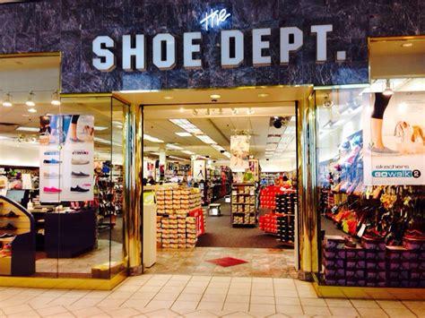 shoe dept the shoe dept shoe stores 408 cross creek mall