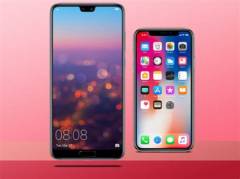 P Iphone X by Huawei P20 Pro Vs Apple Iphone X Which Is Best Stuff