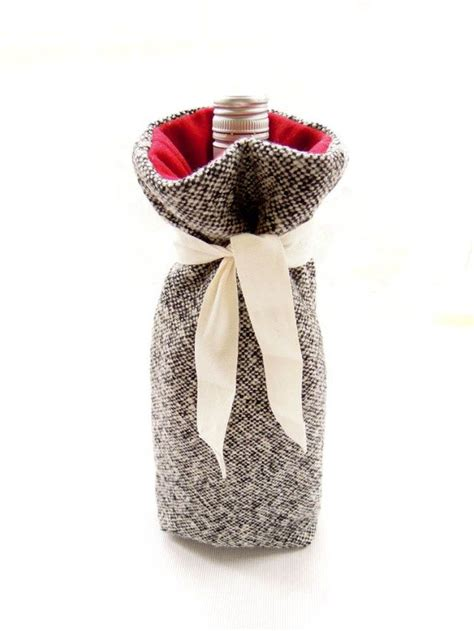 fabric crafts for men make for fabric bottle bag craft sewing and