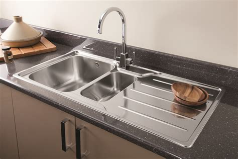 stainless steel kitchen sink 11891
