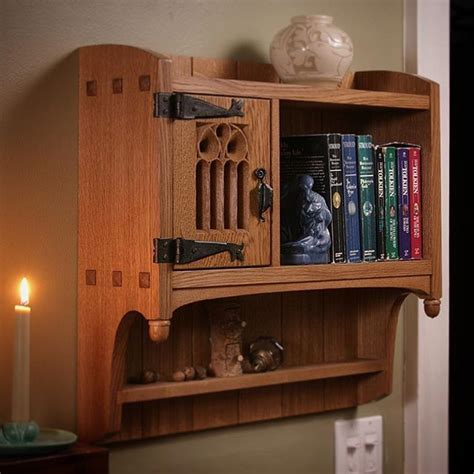 small cabinet hobbit style mike pekovich instagram