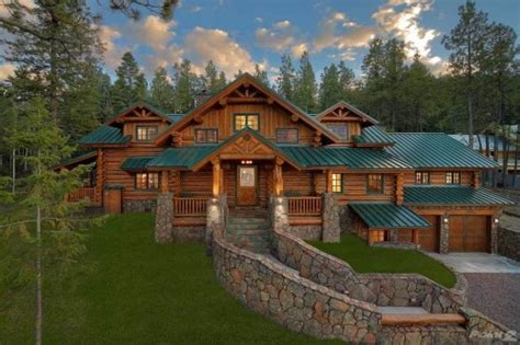 Log Cabins For Sale In Arizona by Want To Live Like A Us President Start With A Log Cabin