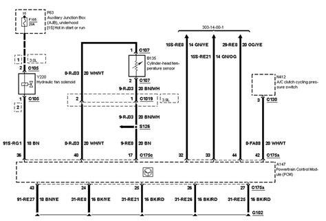 2000 lincoln ls heater valve diagram 2000 free