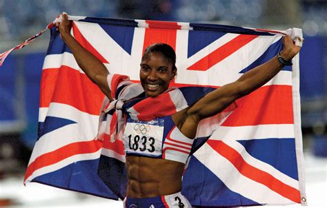 denise lewis neon advert for cancer research uk the mo
